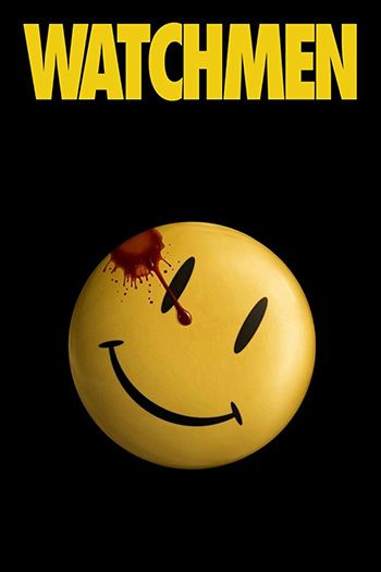 Hbo S Watchmen Tv Series Poster Watchmen Movie Posters Comic Movies