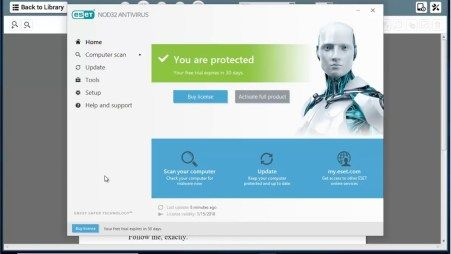 eset smart security 9 license key 2018 facebook