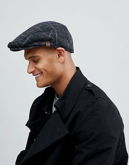 da177fca59 Barts Dayton flat cap | cap / hat in 2019 | Hats, Caps hats, Cap