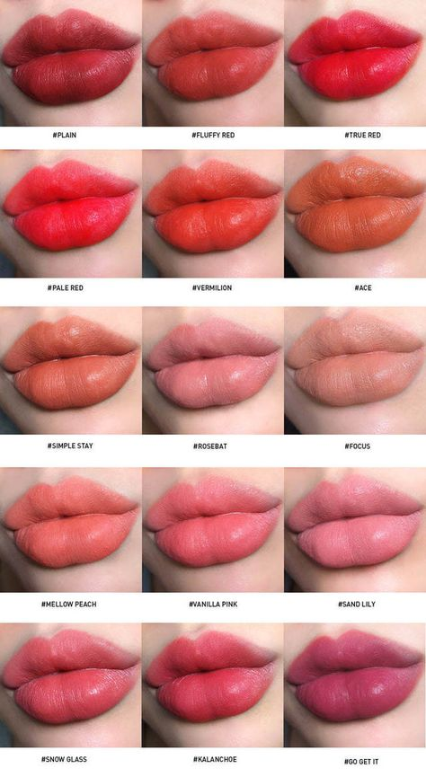 3CE SLIM VELVET LIP COLOR #FLUFFY RED | STYLENANDA