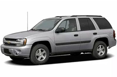 Fuse Box Diagram Chevrolet Trailblazer 2002 2009 In 2020 Chevrolet Trailblazer Chevy Trailblazer Chevrolet