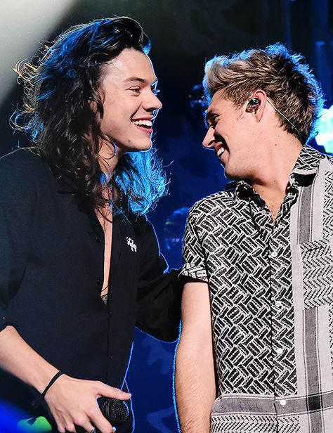niall horan, harrystyles, and one direction image