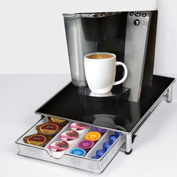Coffee Capsulepod Organiser Black Costco Uk Coffee