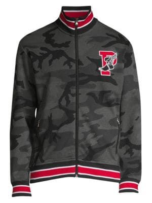 2318160f72 POLO RALPH LAUREN P-Wing Camouflage-Print Track Jacket ...