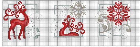 Novogodnyaya Vyshivka Christmas Cross Stitch Cross Stitch Patterns Christmas Xmas Cross Stitch