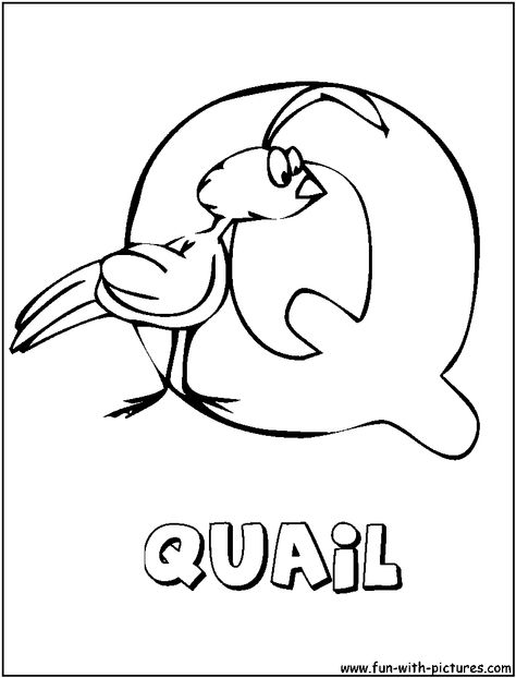 Letter Q Coloring Page Detailed Coloring Pages Mandala Coloring