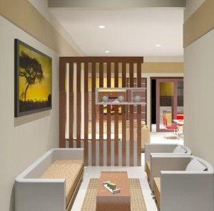 Interior Rumah Minimalis Type 36 Yang Elegan | Home | Pinterest |  Interiors, Living Rooms And House