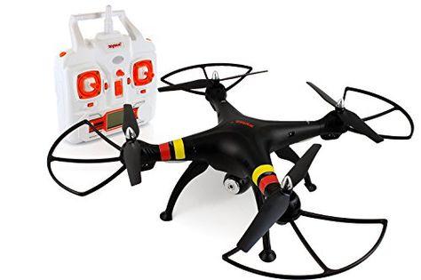 Syma X8C 2MP Wide Angle 2.4G 4 Channel 6-Axis Gyro RTF Drone RC Quadcopter lb