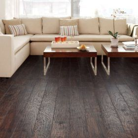 Select Surfaces Espresso Laminate Flooring Sam S Club Walnut Laminate Flooring Modern Flooring House Flooring