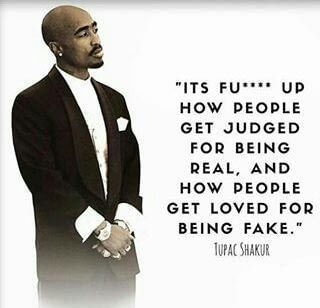 Positive Quotes : How people get judged for being real. Positive Quotes : How people … Gangster Quotes, Rapper Quotes, Badass Quotes, Best Tupac Quotes, Real Talk Quotes, True Quotes, Quotes To Live By, Real People Quotes, Preach Quotes