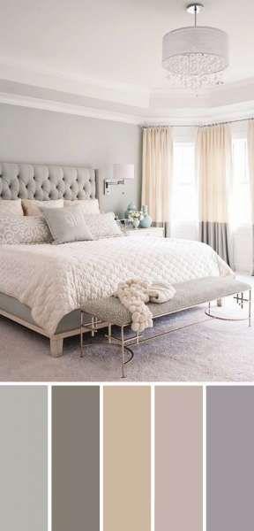 20 Beautiful Bedroom Color Schemes Color Chart Included Best Bedroom Colors Beautiful Bedroom Colors Master Bedroom Colors Bedroom colour ideas neutral
