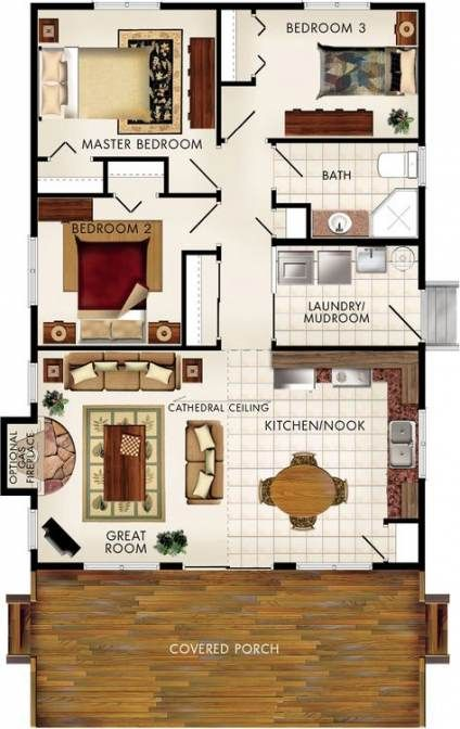 House Plans 1000 Sq Ft Open Floor 60 Ideas House Bedroom House