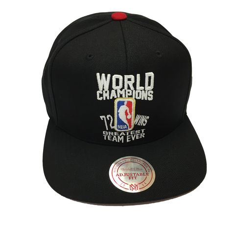 Chicago Bulls 72-10 Greatest Team Ever Snapback Hat  4bc645ad3d2