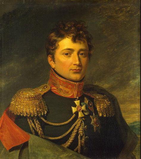 George Dawe Portrait of Emmanuil de Saint-Priest