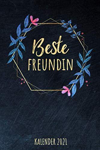 Beste Freundin Kalender 2021 | Kalender Apr 2021