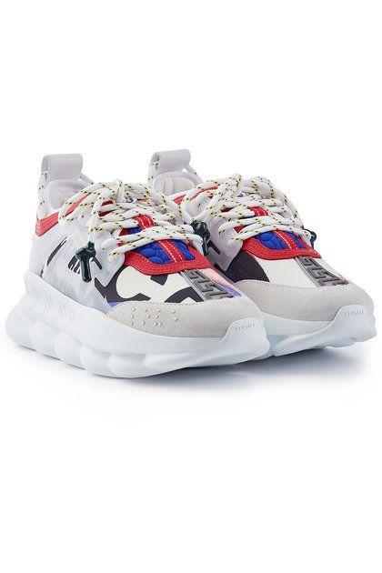 VERSACE | Chain Reaction Sneakers | Versace