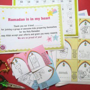 رياض الجنة مطبوعات دعوية و تعليمية هادفة وممتعة Programming For Kids Muslim Kids Activities Kids Part