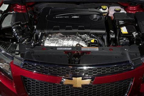 2014 Chevrolet Cruze Clean Turbo Diesel Engine Chicago Auto Show