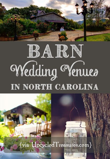 Click Here For Information On Barn Wedding Venues In North Carolina