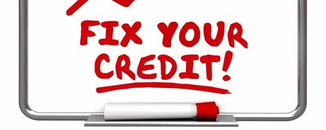 How to Fix Your Credit Issues