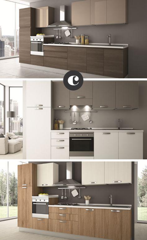 Cerchi Una Cucina Lineare Scegli Tra Le Varie Tipologie Di Cucine Moderne Cucinesse Arredo Interni Cucina Cucine Moderne Cucine