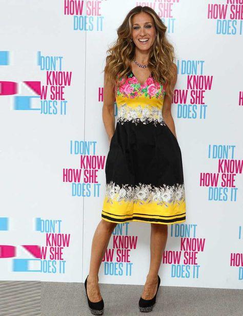 Sarah Jessica Parker | Fashion, Trends, Beauty Tips & Celebrity Style Magazine | ELLE UK