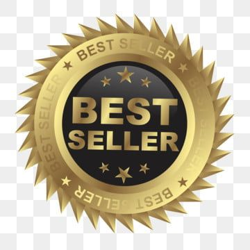 Gold Best Seller Label Achievement Advantage Approval Png And Vector With Transparent Background For Free Download In 2021 Prints For Sale Free Vector Graphics Gold Pattern