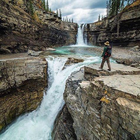 Nordegg, Alberta, Canada⠀ PC: @andy_best