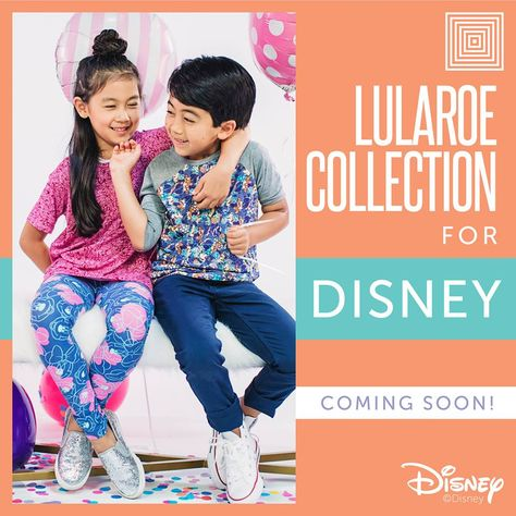 b2255b5d3749c7 The LuLaRoe Collection For Disney Is Launching Tonight!