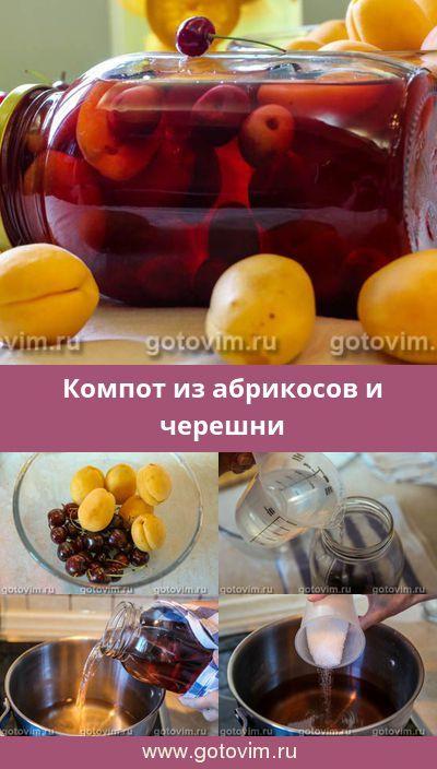 заготовки на зиму рецепты компотов