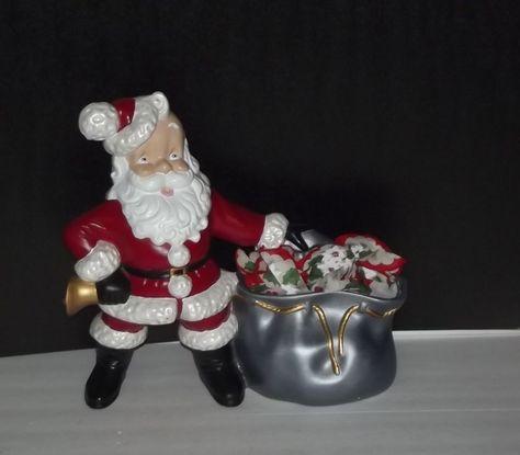 SANDI GORE EVANS Frosty Follies Mr Jingles Snowman Figurine