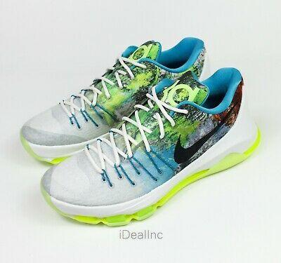 low priced 53de8 3329f eBay Sponsored) Nike KD 8 N7 Liquid Lime Basketball Shoes ...