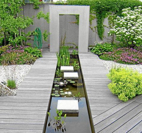 ehrfurchtiges epdm terrassenplatten großartige bild und fecbefeecf garden water water features
