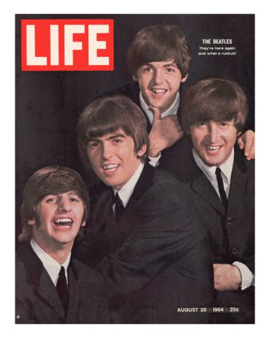 the history and popularity of the rock n roll group the beatles