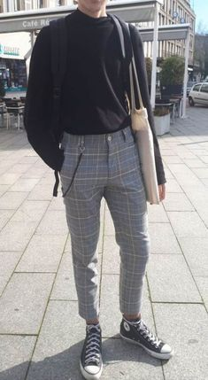 58 ideas fashion vintage hipster men for 2019 - Grunge outfits men - Fashion 90s, Tokyo Street Fashion, Trendy Fashion, Style Fashion, Fashion Fashion, Fashion Shirts, Trendy Style, Style Men, Mens Fashion Pants