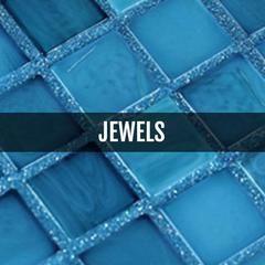 Caribbean Blue 1 X 2 Gw82348b11 Mosaic Glass Tile Glass Mosaic Tiles Mosaic Glass