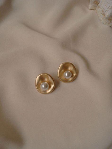Cherié (Cherry) Earrings *Gold-plated stems Jö Earrings - My Accessories World