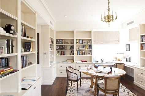 """""""James Patterson's Office at his home in Palm"""