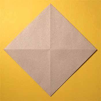 折り紙で椅子 いす の折り方 簡単な家の家具の作り方 セツの折り紙処 2020 編み 図 家 折り紙