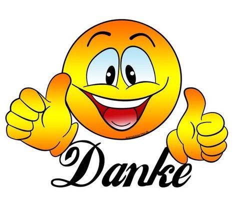 Smiley vielen dank für eure aufmerksamkeit
