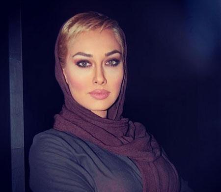 تصویر دیده نشده از صدف طاهریان قبل از مهاجرت از کشور در کنار سارا منجزی Fashion Hijab