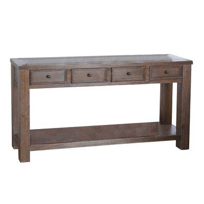 35++ Farmhouse style console table with drawers most popular