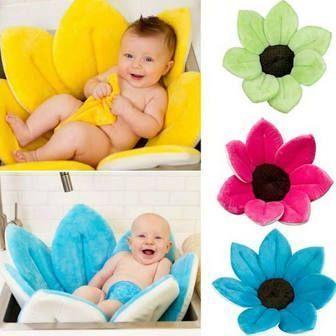 Niedliches Bad Blumenbadewanne Fur Baby Buntes Waschbecken Bad Fur