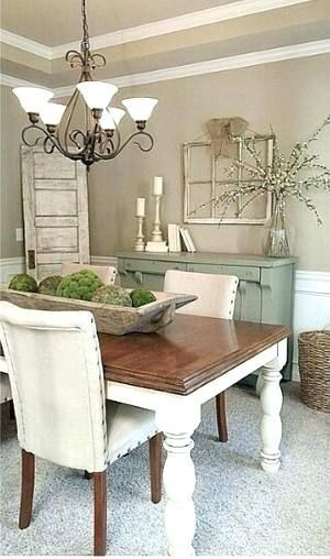 Living Room Wall Decor Pinterest Dining Room Small Dining Room Decorating Ideas Wa Modern Farmhouse Dining Room Dining Room Table Decor Modern Farmhouse Dining