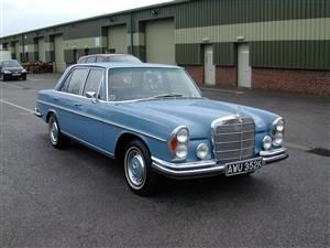 Used 1972 Mercedes-Benz Classics for sale in Yorkshire | Pistonheads