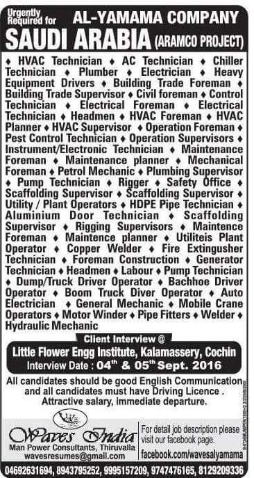 career guidance jobs at gulf career guidance Candidates those who - electronics mechanic sample resume