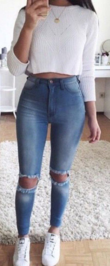Cute Casual Back To School Outfit Ideas For 2018 In 2019 90s