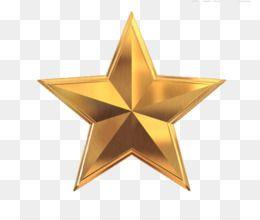 Free Download Gold 3d Computer Graphics Clip Art Gold Stars Png Bintang Bingkai Foto Bingkai