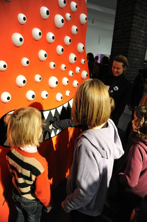 Pssst: an exhibition for children