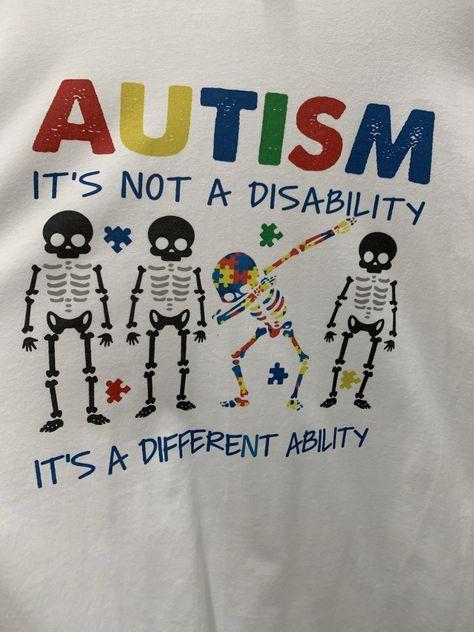Autism Rocks - Medium